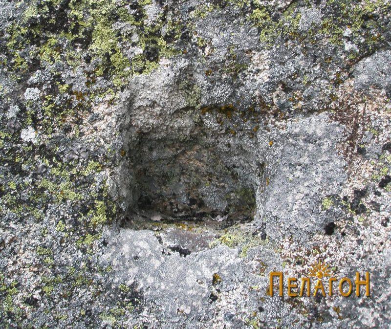 Обработен дел на карпа за поставување греда