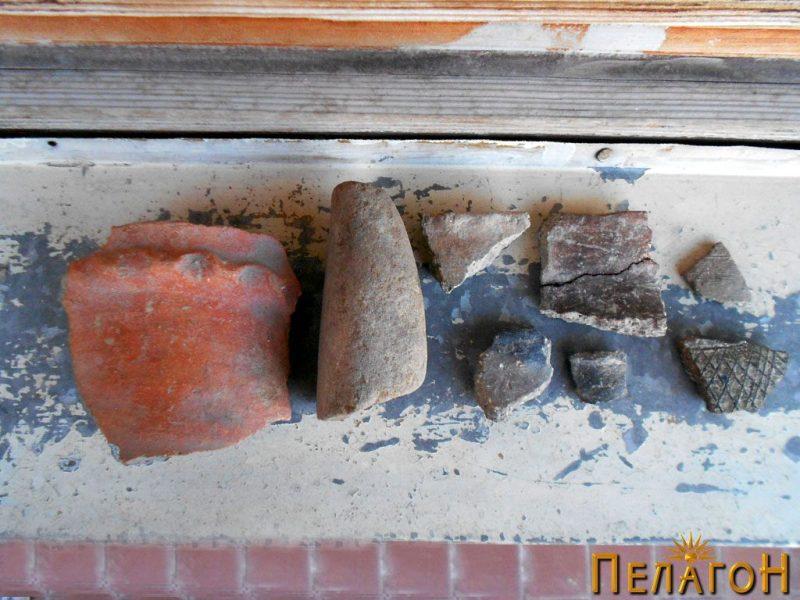 """Археолошки предмети од околината на """"Слонот"""" 5"""