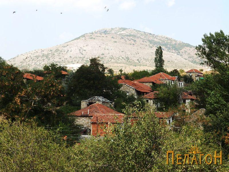 Дел од селото Лениште, Прилепско