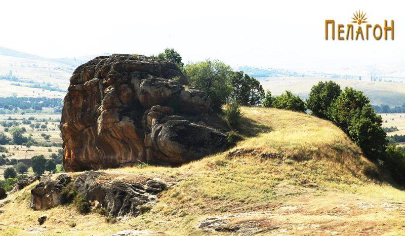 """""""Палатица"""" - локалитет со праисторија и антика"""