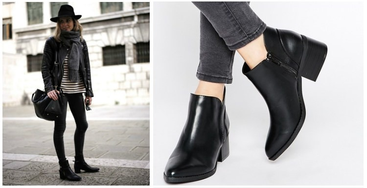 pelamarela, blogger, fashion, shoes, black boots, asos