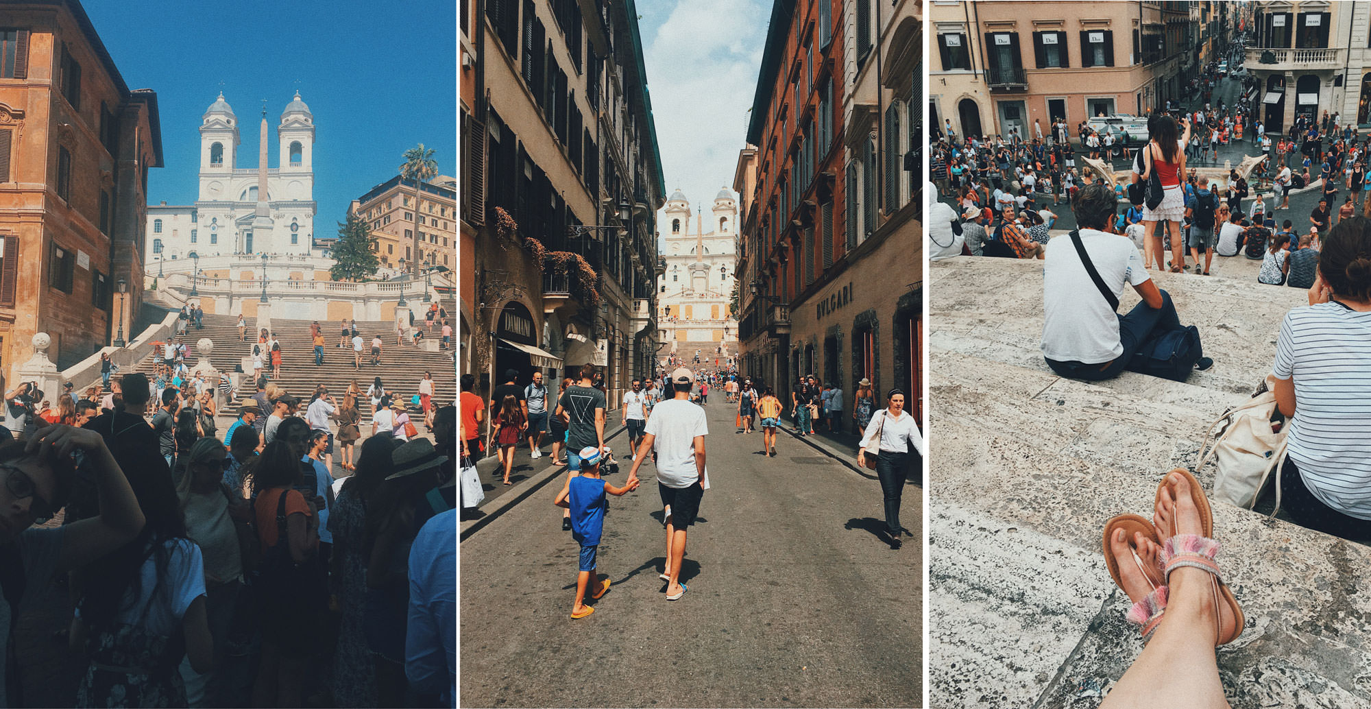 pelamarela, blogger, lifestyle, personal, rome, travel, colosseum, spanish steps, piazza navona, vaticano, italy, summer 2018, city trip, solo travelling