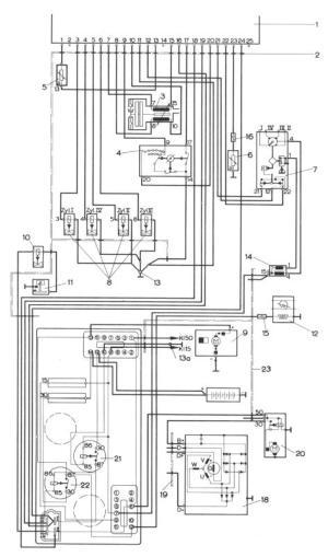 Pelican Parts: Porsche 914 Fuel Injection Wiring Harness
