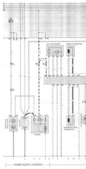 Pelican Parts: Porsche 924944 Electrical Diagrams