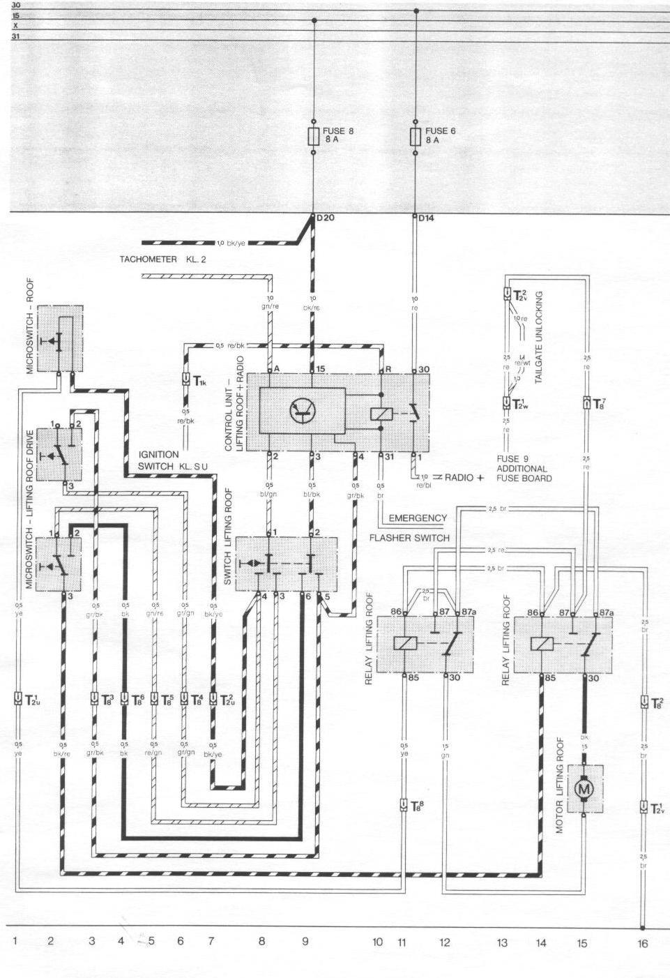 showing post media for porsche wiring diagram symbols 84 sunroof jpg 665x970 porsche wiring diagram symbols