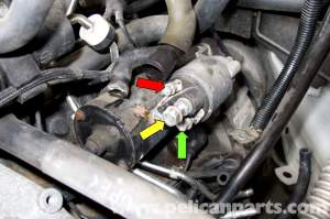 Service manual [How To Replace Starter On A 1989 Bmw 6 Series]  Bmw Z3 Starter Replacement 1996