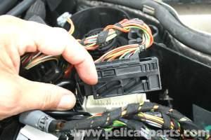 MercedesBenz SLK 230 ABS Control Module Replacement