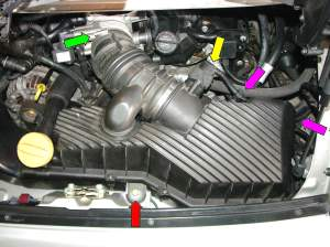 Porsche 911 Carrera High Performance Exhaust Installation
