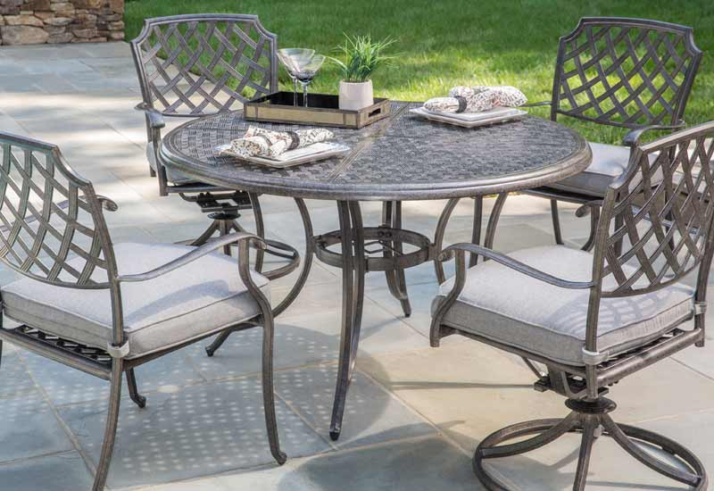 patio furniture by agio pelican