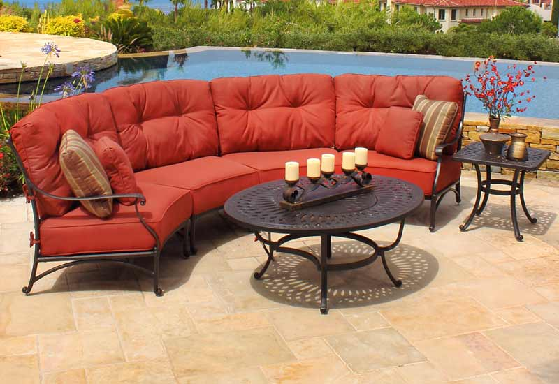 outdoor patio furniture by hanamint