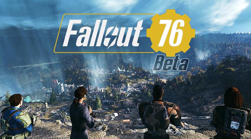 Fallout 76 B.E.T.A katsaus