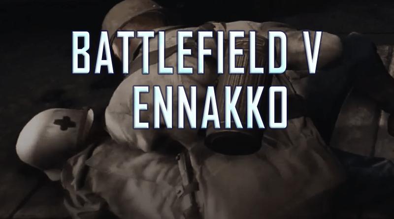 Battlefield V ennakkoon pelattua
