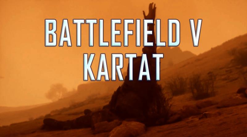 Battlefield V Kartat Syynissä