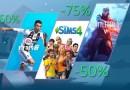 EA Origin talvialennukset