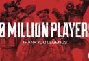 Apex Legends: 10 miljoonaa pelaajaa alle viikossa.