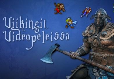 Viikingit videopeleissä