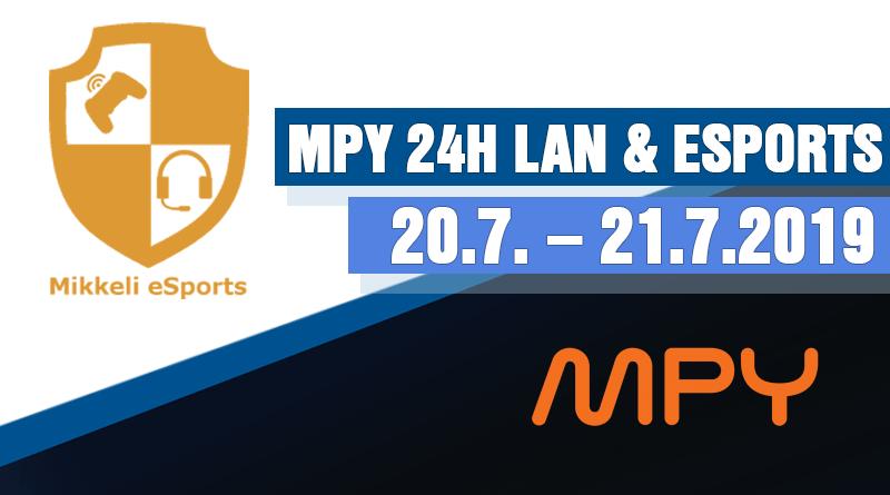 LAN & eSports tapahtuma Mikkelissä!