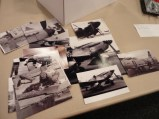 Dennie Adams brought in this great collection of Korean war era photos taken by his dad.