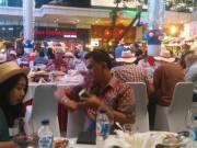 Pesta Wine Warnai Pengunjung di Summarecon Mall Serpong