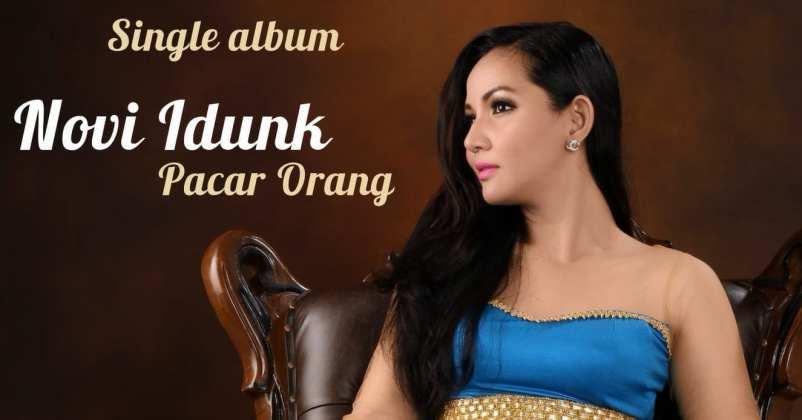 Artis Dangdut Novi Idunk Luncurkan Single Album Perdana 'Pacar Orang'