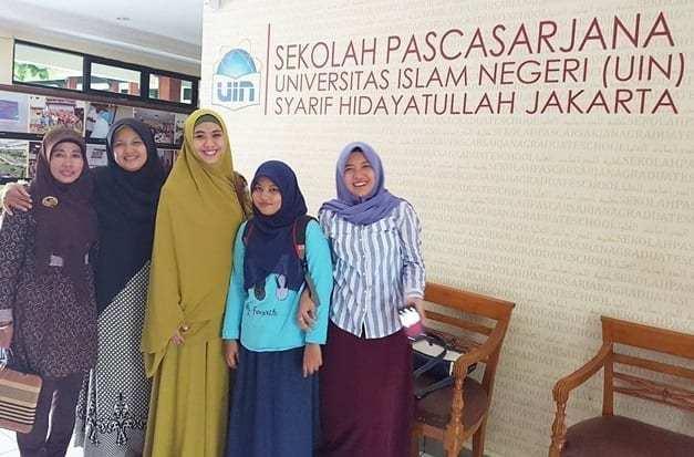 Sering Dituding Jadi Ustadzah Abal-abal, Oki Setiana Dewi Kuliah di Pasca Sarjana UIN Jakarta