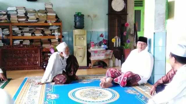 Abuya Muhtadi Dimyati Tegaskan Dukung Wahidin Halim di Pilgub Banten