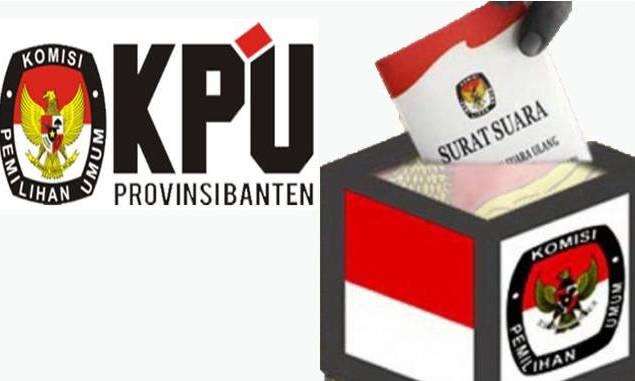 KPU Banten Mulai Distribusikan Surat Suara Pilkada ke Kabupaten dan Kota