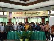 Dr. TB. H. Ace Hasan Sadzily, M.Si: Negara-negara Lain Iri dengan Indonesia yang Memiliki Empat Pilar Kebangsaan