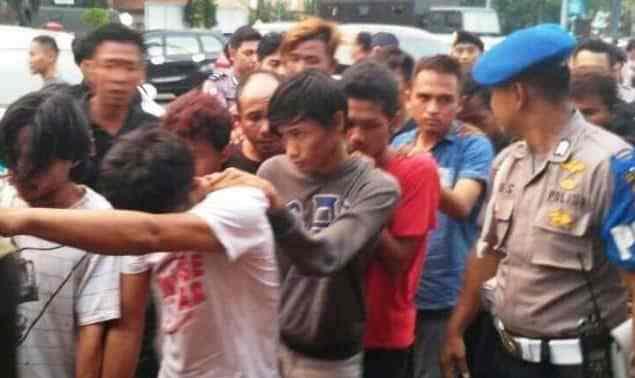 Polres Metro Kota Tangerang Tetapkan 14 Sopir Angkot Jadi Tersangka
