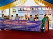Ukir Prestasi di Hari Buku Nasional, Desa Warungbanten Raih Juara I Perpustakaan Terbaik Tingkat Provinsi Banten 2017