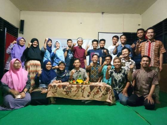 Keluarga Besar Mahasiswa (KBM) Galuh Jaya Jabodetabek menggelar kongres ke-XI