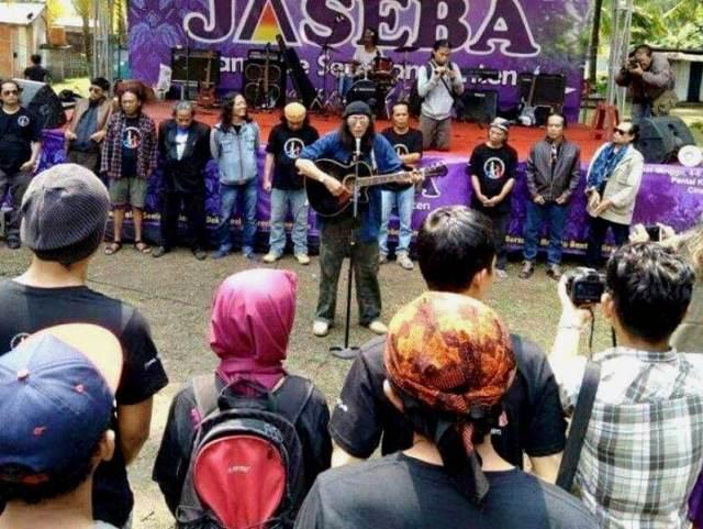 Melalui Deklarasi Pancacita, Seniman Banten Minta Gubernur Segera Terbitkan Perda Kebudayaan