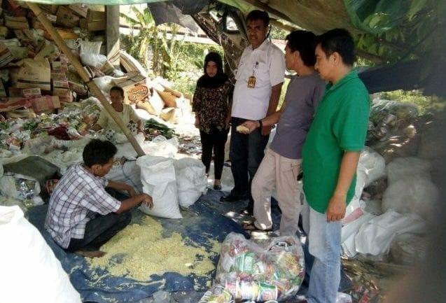 BPOM Banten Temukan Gudang Mie Instan Kedaluwarsa di Tangerang