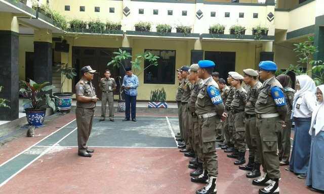 Satpol PP Kota Tangerang Ajukan 63 Pelanggar Perda ke Sidang Tipiring