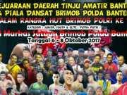 HUT Brimob Polri ke 72, Polda Banten Gelar Kejuaraan Tinju Amatir