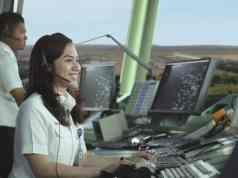 Siklon Tropis Cempaka, AirNav Tetap Awasi Jalur Penerbangan