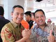 Arief Wismansyah dan Suriawan Makin Intim Menyongsong Pilkada Kota Tangerang