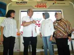 Pengundian Program 'Pertamina Fuel Lucky Swipe' Banjir Hadiah Diikuti Lebih dari 100 Ribu Pelanggan