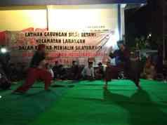 KPU Rangkul Guru Silat Betawi se-Kecamatan Larangan Sosialisasikan Pilkada Kota Tangerang
