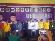 Zaki-Romli Deklarasikan Pencalonan Pemilihan Kepala Daerah Kabupaten Tangerang 2018