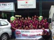 Terios Chapter Banten Raya Awali Program 2018 dengan Donor Darah