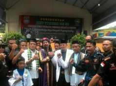 Meriahnya Pertunjukan Kesenian Bela Diri Dalam Peringatan Hut TTKKDH Kabupaten Tangerang