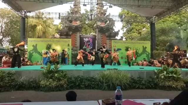 Di Festival Pencak Silat Nusantara V, Panglipur Banten Dinobatkan Sebagai Juara Dalam Dua Kategori