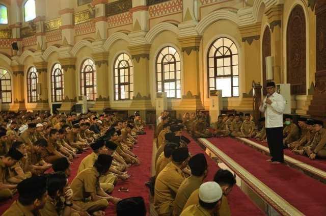 Gubernur Banten Siap Perangi ASN Malas