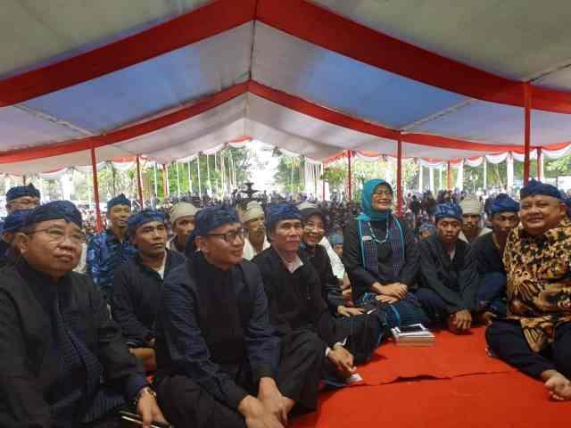 Gubernur Banten Terima Aspirasi Masyarakat Adat Baduy Dalam Seba