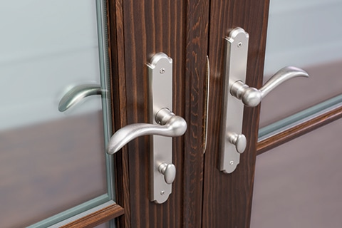 do i need a multipoint lock for my door