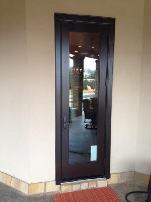 patio doors bring more natural light