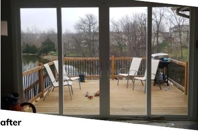 sliding patio door projects northern