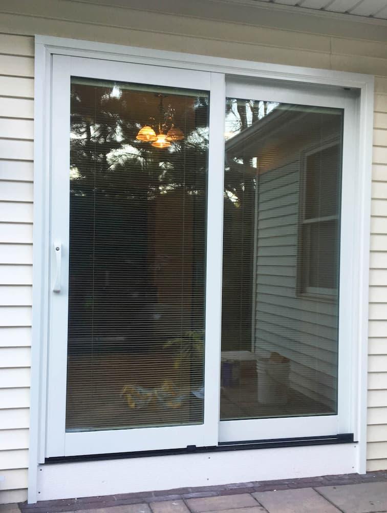 lifestyle sliding door replacement