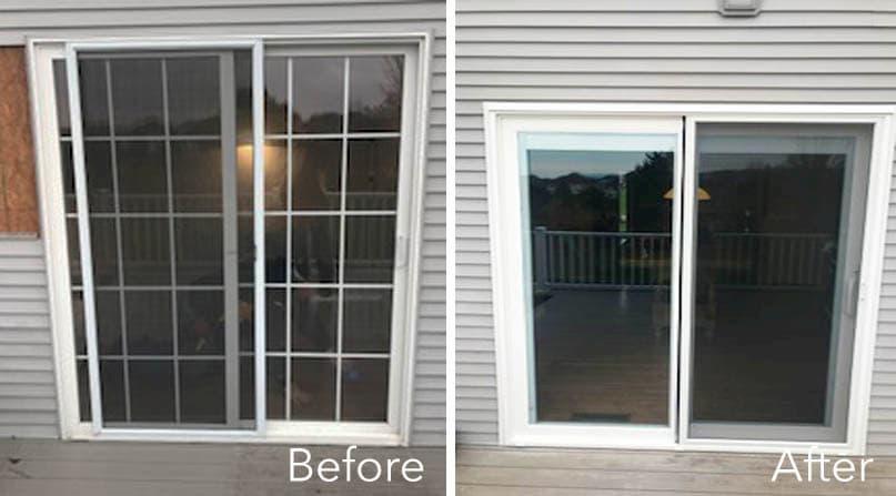 sliding glass doors projects pella